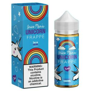 JUICE MAN UNICORN FRAPPE 100ML