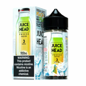 Juice Head Peach Pear Freeze 100ml