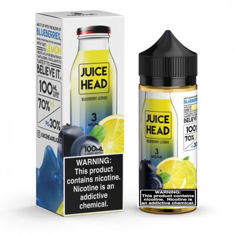 Juice Head - Blueberry Lemon 100ml