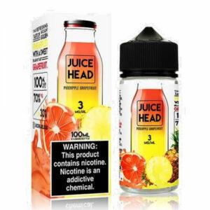 Juice Head - Pineapple Grapefruit 100ml