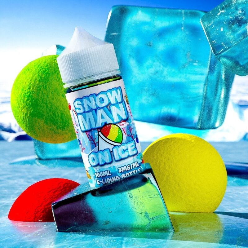 Juice Man - Snow Man on Ice- 100ml