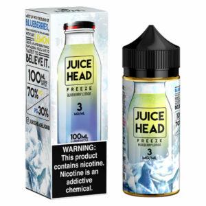 Juice Head Blueberry lemon Freeze 100ml