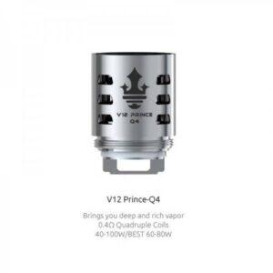 smok - v12 Prince Q4 coil pack