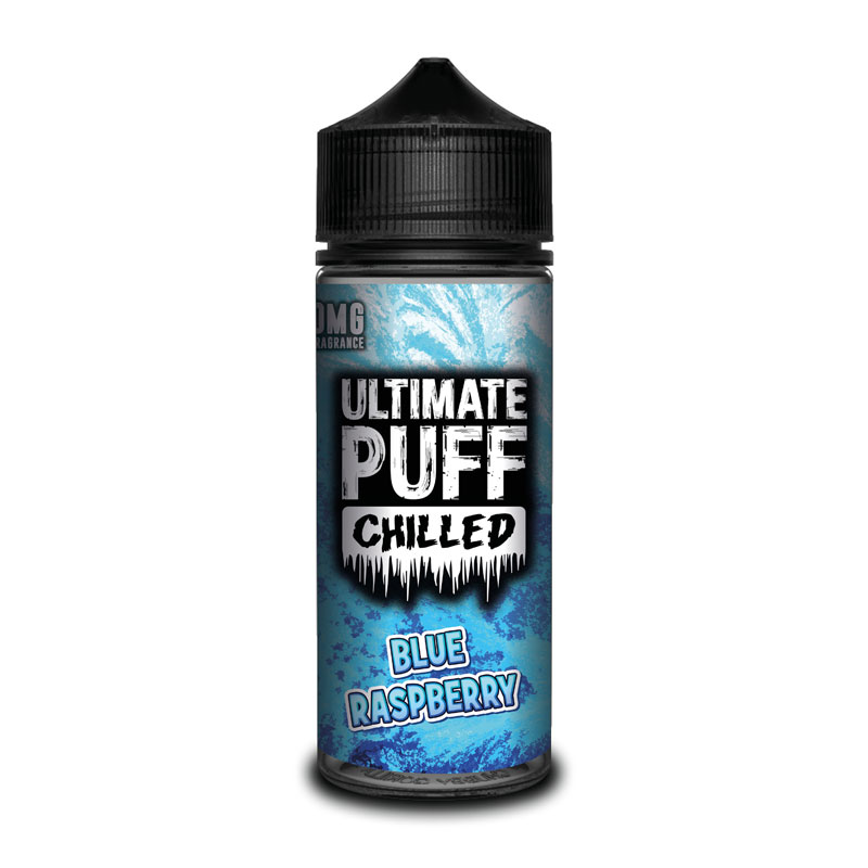Ultimate Puff Chilled - Blue Raspberry - 120ml