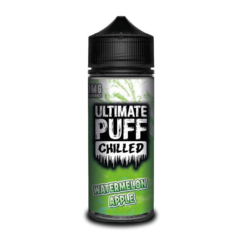 Ultimate Puff Chill - Watermelon Apple - 120ml