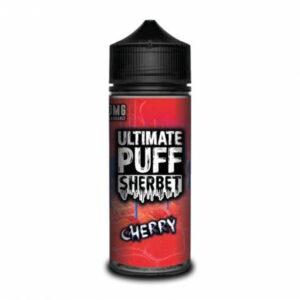 Ultimate Puff Sherbet - Cherry - 120ml