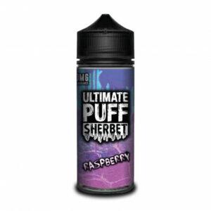 Ultimate Puff Sherbet Raspberry 120ml