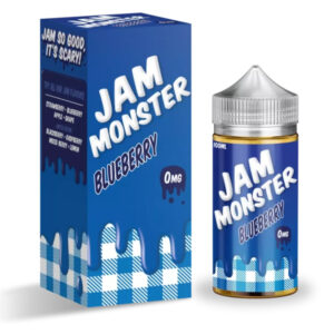 JAM Monster Blueberry Eliquid 100ml