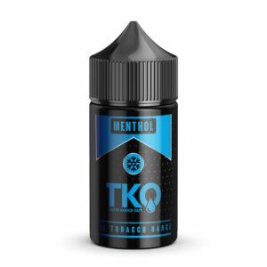 TKO Menthol Tobacco 75ml