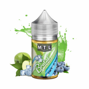 Brutal Berry Apple Juice ICE MTL