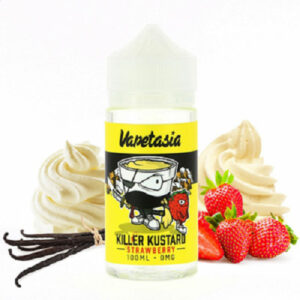 Vapetasia Killer Kustard Strawberry 100ml