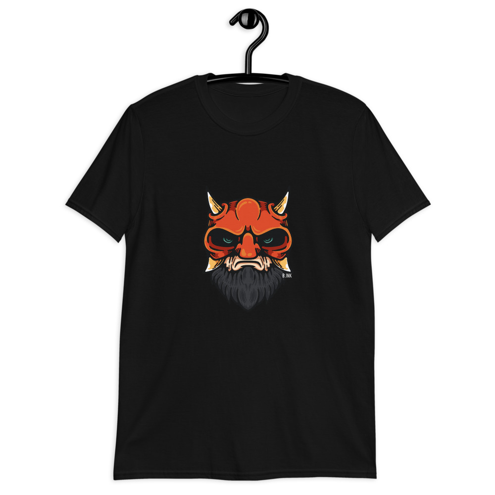 Skull Series Viking Men's Tshirt
